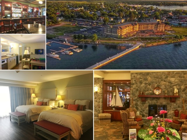 1000 Islands Harbor hotel - Clayton, NY