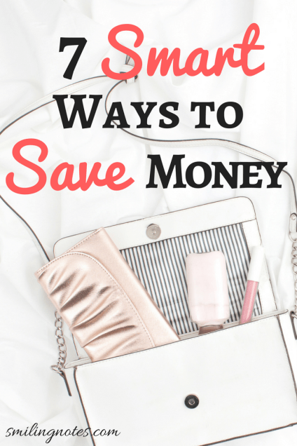 7 Smart ways to save money online