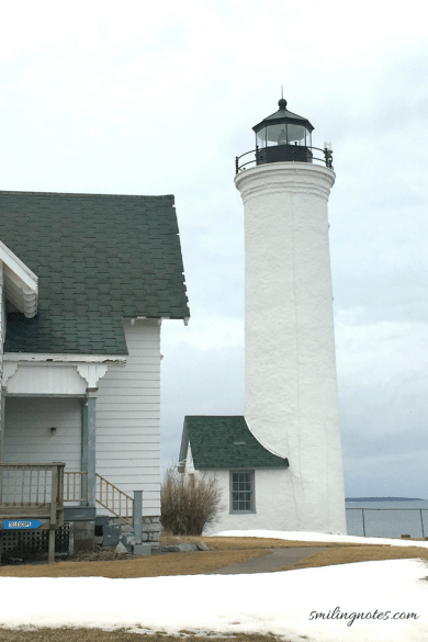 Lighthouse, Cape Vincent