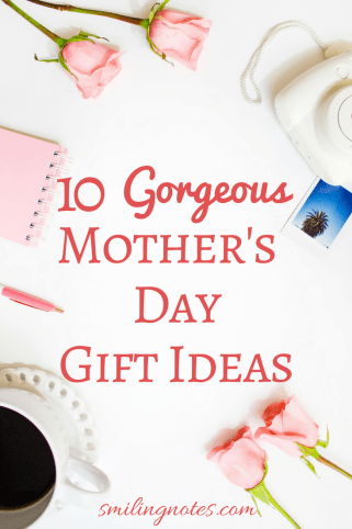 Heartfelt and Thoughtful Mother's Day Gift Ideas to pamper your mom