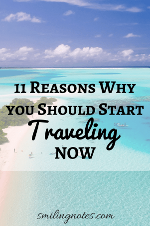 While some people are frequent travelers, others prefer to take planned vacations once or twice a year. Whatever category you are in, traveling will always leave you so much happier. Here are a few reasons why you need to travel more often.