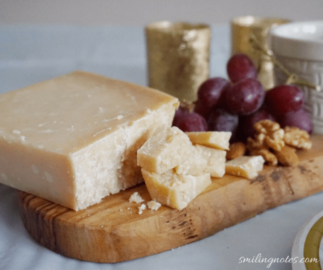 easy Cheese board