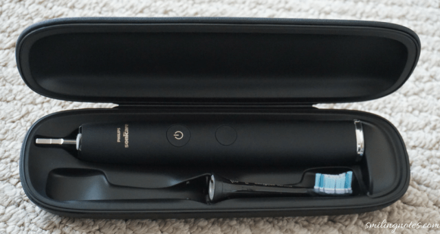 Philips sonicare diamondlcean toothbrush travel case