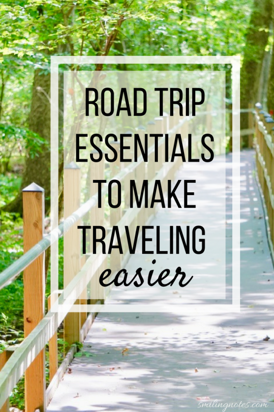 Road Trip Essentials - Now that Spring is finally here, I'm sure many of you must already be planning to go on your next travel adventure. Here are a few road trips essentials that will make your traveling much easier. #ad #KleenexWetWipes
