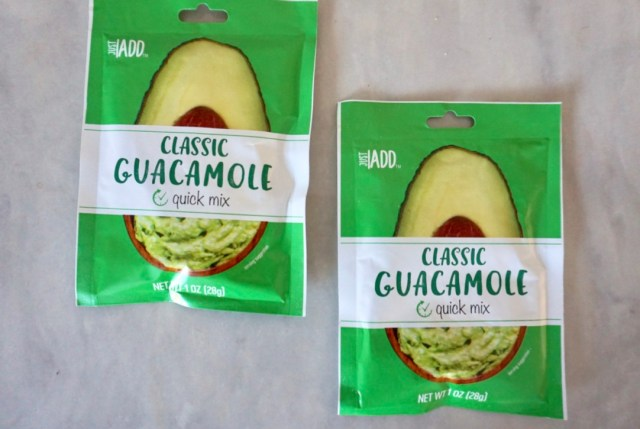 just add guacamole
