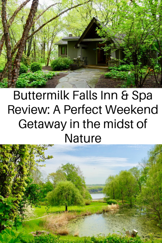 buttermilk falls inn & spa - This beautiful retreat located in the Hudson Valley will transport you in the midst of nature and give you a relaxing experience and a much-needed break that you truly deserve.
