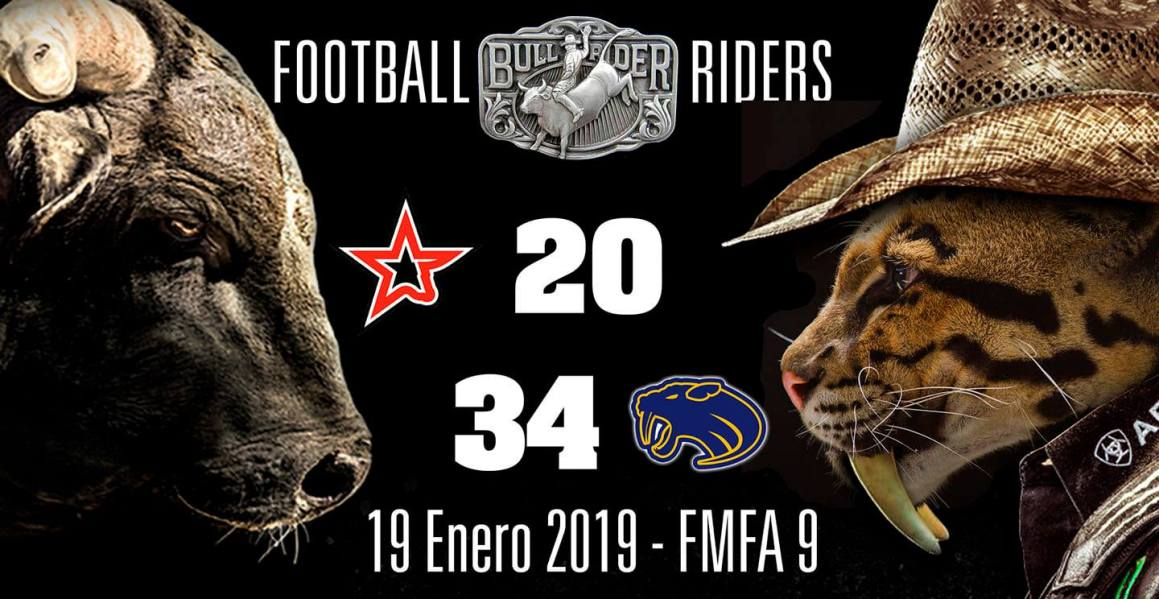 [LMFA Senior] – Madrid Toros vs Alcorcón Smilodons