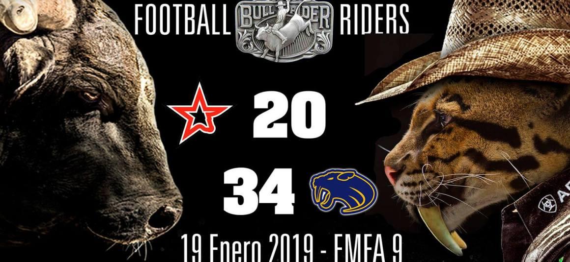 [LMFA Senior] – Madrid Toros vs Alcorcón Smilodons