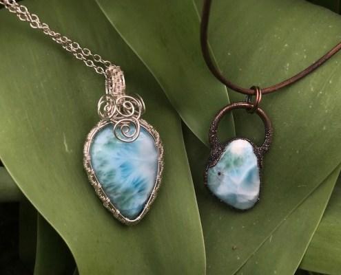 larimar smykker smykkestens betydning