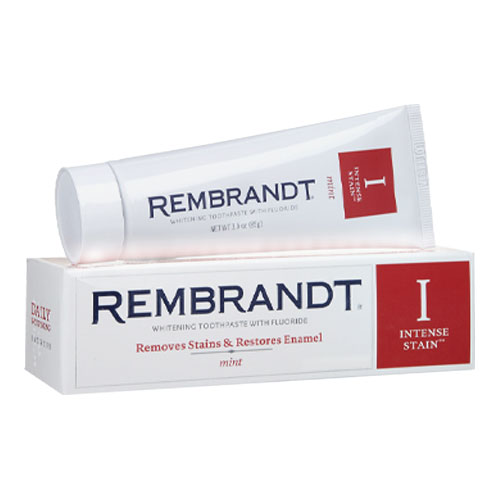 Rembrandt Intense Stain Toothpaste from Smilox.com