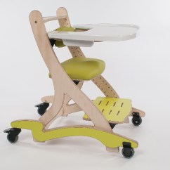 Padded High Chair Zero Gravity Indoor Canada Zoomi Plus Mobile With A Quick Release Tray Smirthwaite
