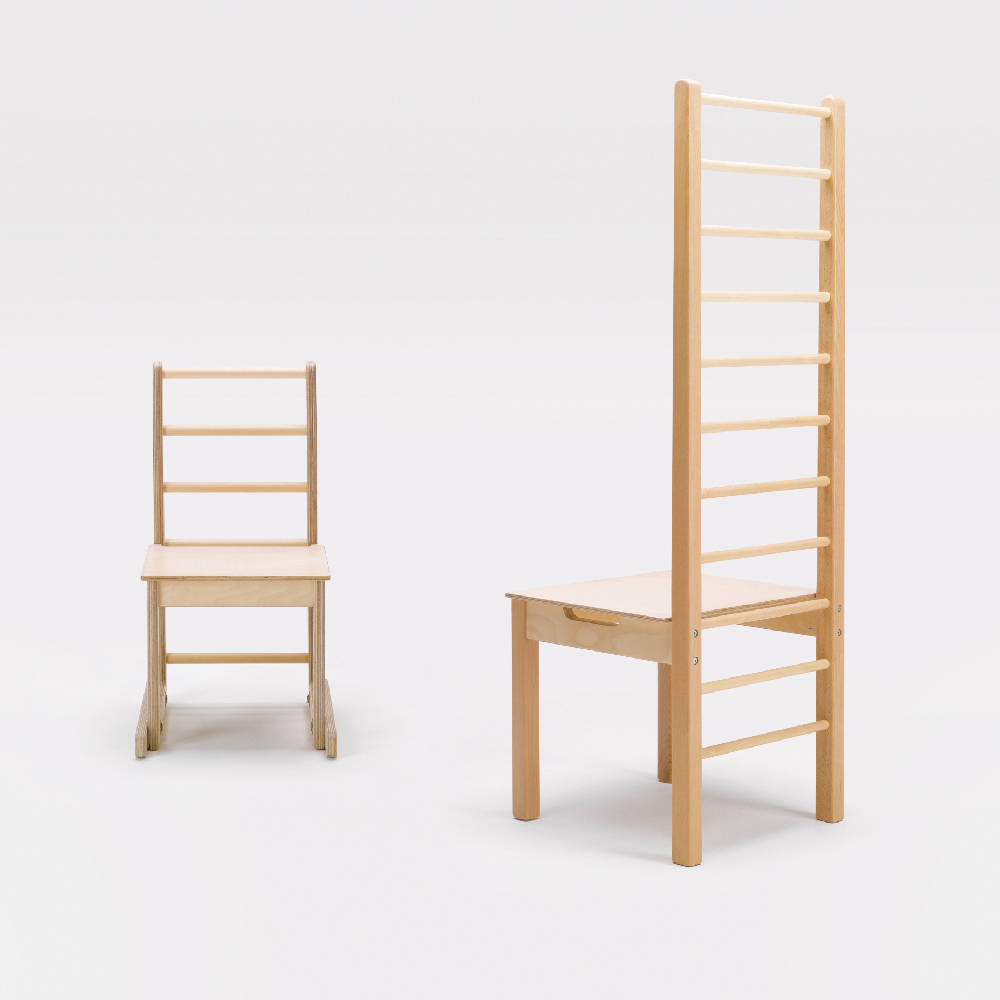 ladder back chair  conductive education equipment from