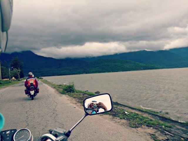Bike ride Hue Hoi An