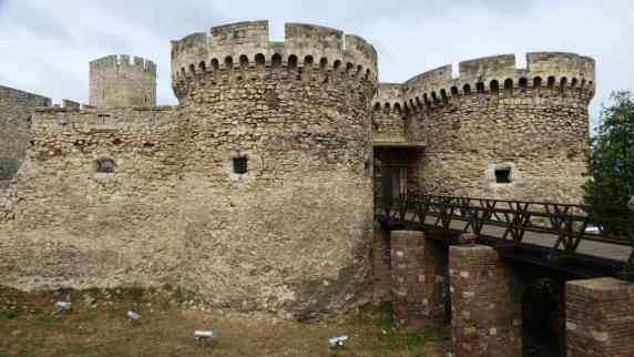 3 days in Belgrade fortress