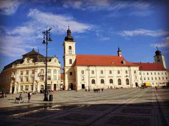 9 days in Romania travel itinerary Sibiu