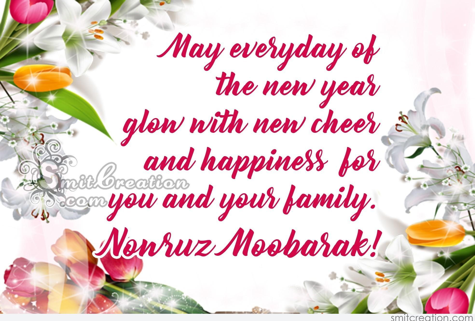 Nowruz Moobarak! SmitCreation Com