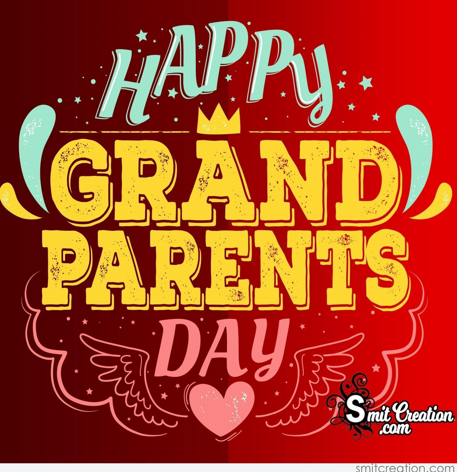Happy Grandparents Day