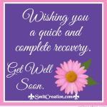 Get Well Soon Wishes Smitcreation Com