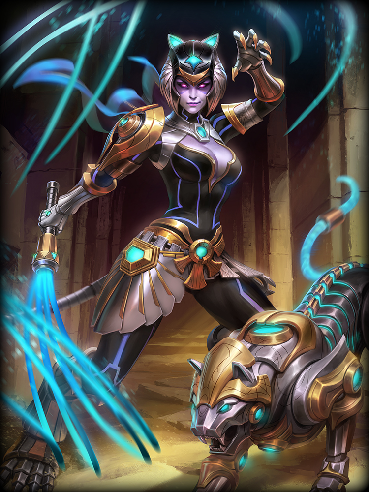 Anime Wallpaper Deviantart 4 5 Patch Notes New Skins Amp Egypt Event Spoiled Smite