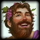 Smite Gods: Bacchus