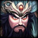 Smite God Guan Yu