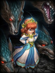 Scylla Default Card
