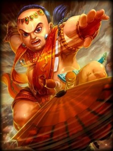 Vamana Default Card