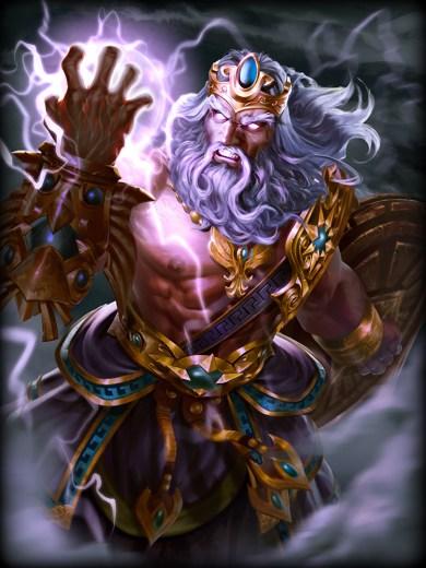 Zeus Wrath of Olympus