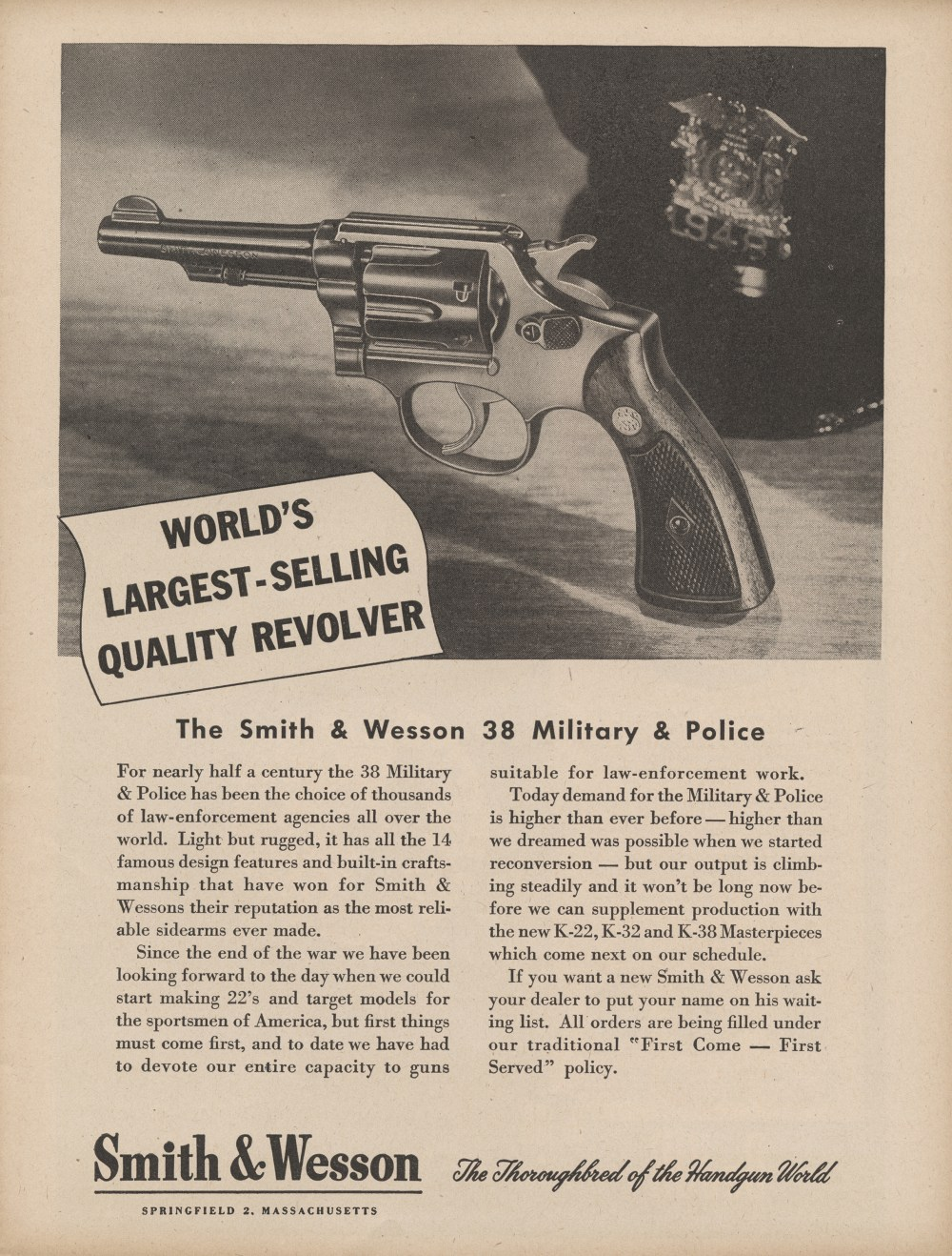 medium resolution of in 1899 smith wesson introduced what would become its most successful revolver the