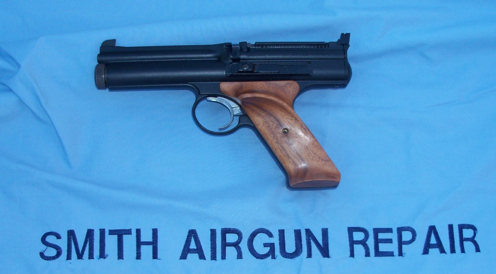medium resolution of smith airgun repair crosman 600 restore