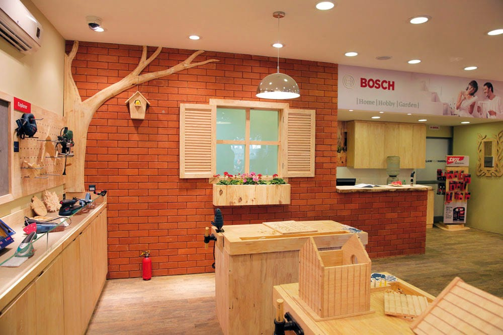Memorable time spent at bosch diy squarebangalore a review the space is divided into three sections homes hobbies and garden and each section had the right power tool for everyone from diy beginners to experts solutioingenieria Gallery