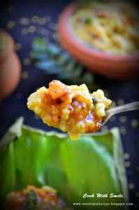 SPICY CRACKED WHEAT PONGAL