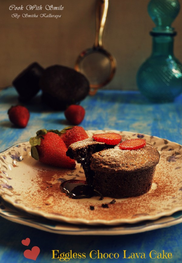 How To Make Choco Lava Cake In Microwave