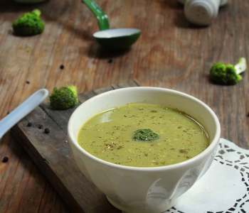 INDIAN BROcCOLLI SOUP RECIPE