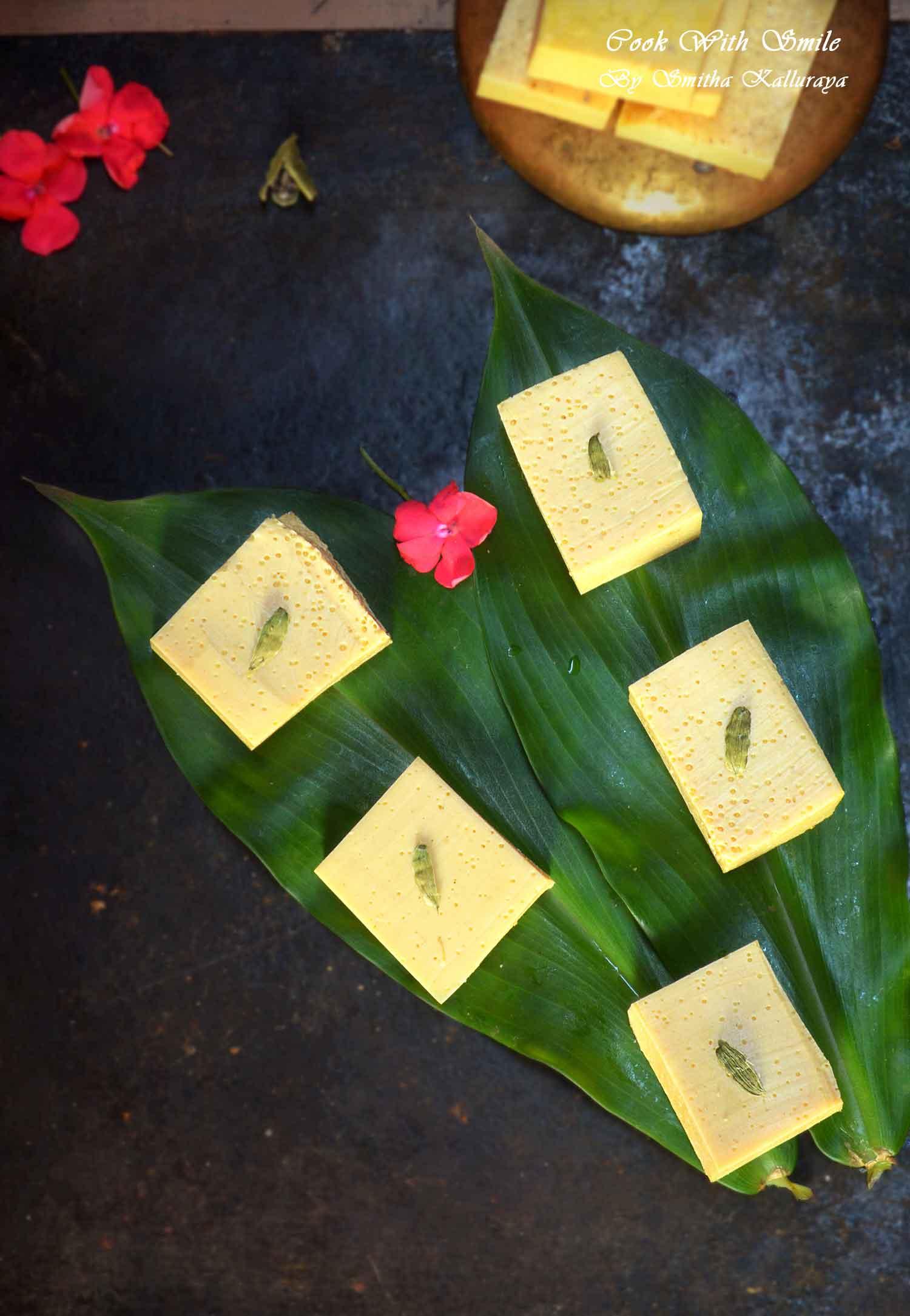 Kharvas recipe junnu recipe how to make instant kharvas