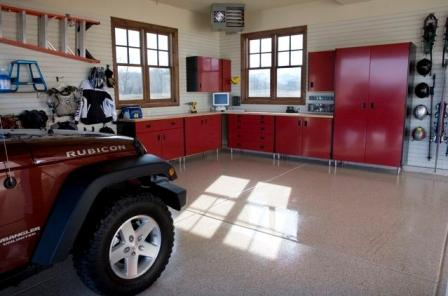 Garage Floor Epoxy Coatings Contractors In Oregon