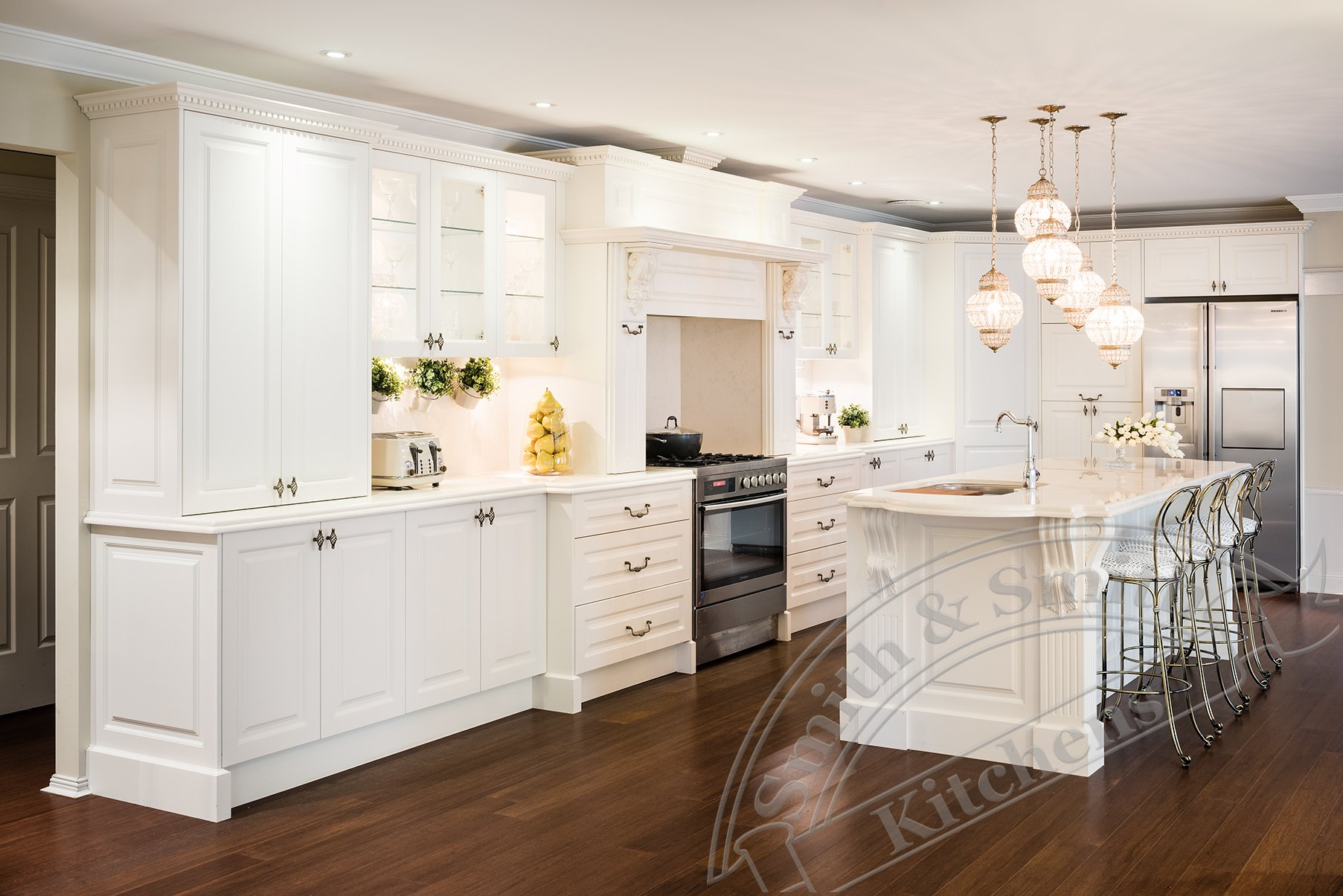 Romantic Country Style Kitchen
