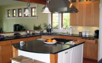 Craftsman Kitchen Cabinets | Bellingham Kitchen Cabinets ...