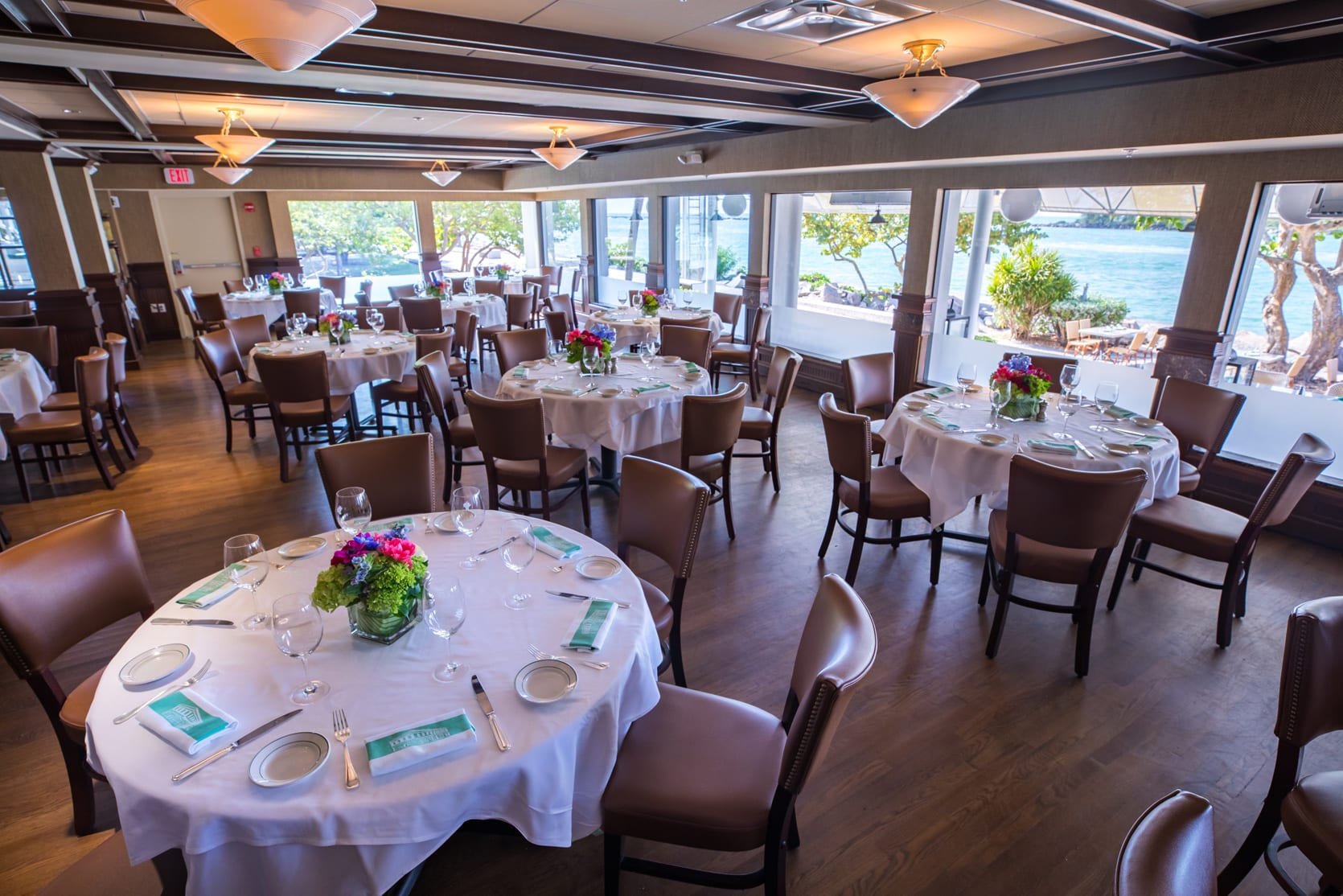 Private Events  Steakhouse in Miami Beach  Smith  Wollensky