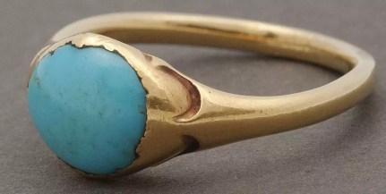 Ring belonging to King James IV of Scotland