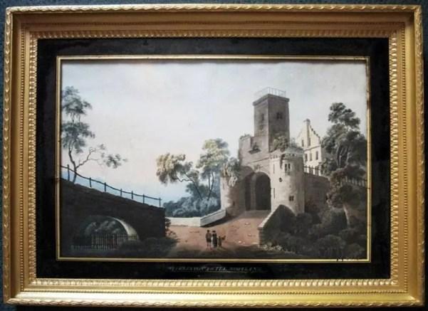 Stirling Castle Inner Gate, Thomas Walmsley (1793-)