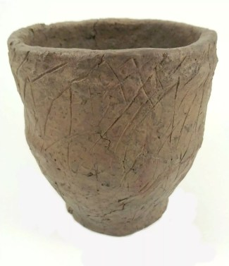 Bronze Age Food Vessel used as a Funerary Urn, Torbrex