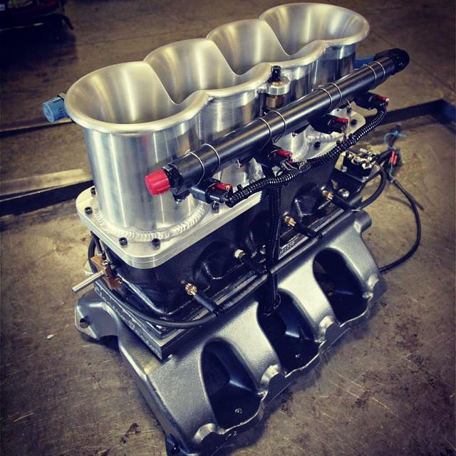 Intake Manifolds | Smithberg Racing