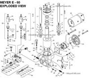 Meyer Snow Plow Information All Models Pumps And .html