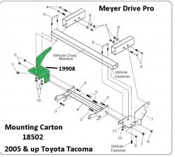Myers Plow Wiring Diagram Myers Snow Plow Light Diagram