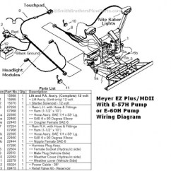 Meyer Plow Controller Wiring Diagram Parrot Mki9200 1 Piece Plug For Md Ii And Ez Plus Mountings