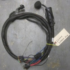Western Plow True Freezer Wiring Diagram Oem Meyer Round Xpress (e-88 / E=68) Side Plug And Harness For Only ...