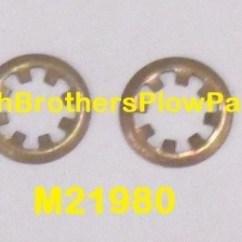 Meyer Plow Pump 2003 Ford F350 Wiring Diagram 21980 Retaining Ring (50 Pcs.) - $20.00