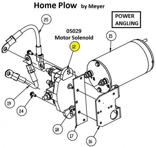 Chevy Western Plow Ultramount Wiring Diagram
