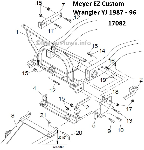 Meyer Snow Plow Wiring Diagram Seventies. Snow Plow